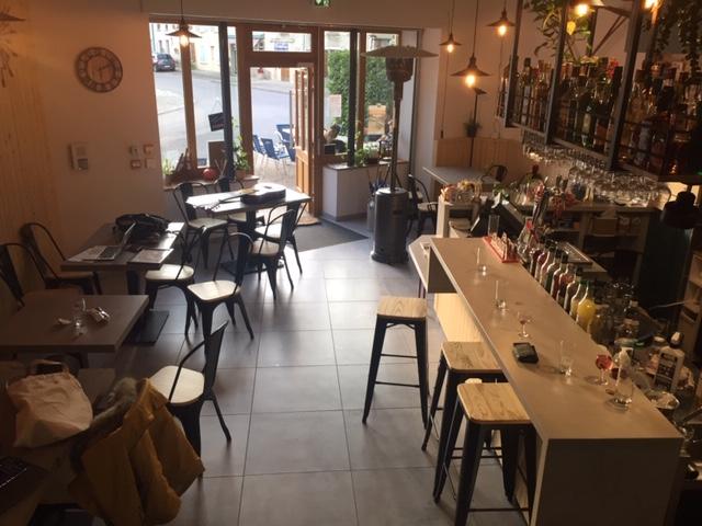 Café - Salle