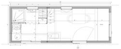 Plan de la Tiny-House