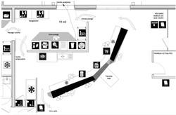 Les Salles - plan restructuration