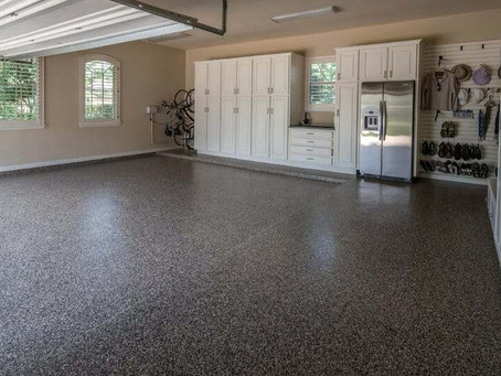 Why protect your garage floor with Protec Coatings