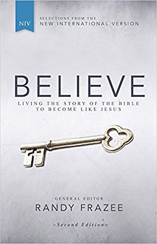 Believe - Living the Story of the Bible to Become Like Jesus