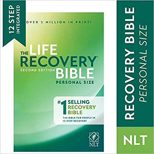 the Life Recovery Bible - Personal Size
