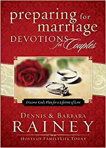Preparing for Marriage - Devotions for Couples