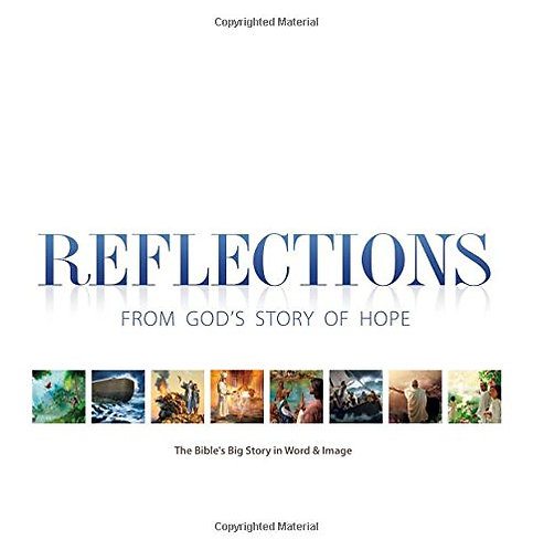 Reflections from God's Story of Hope / Gil Thomas