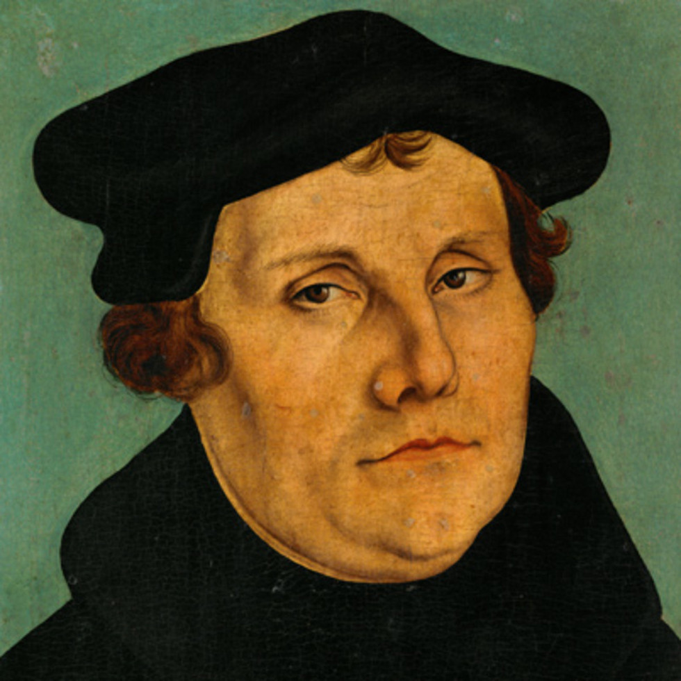 Luther, the Hodayot, and Jesus