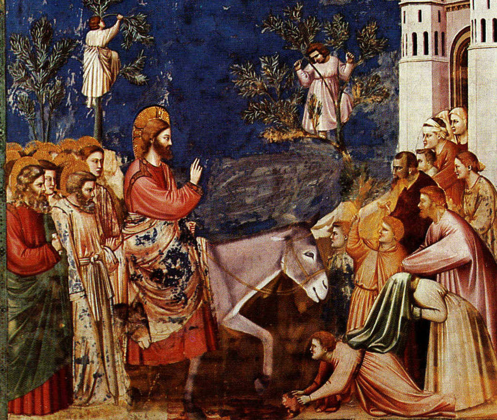 Palm Sunday and the Enemies of Jesus