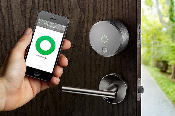 Smart Lock Install