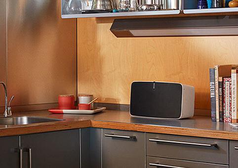 Sonos Wireless Speaker Install
