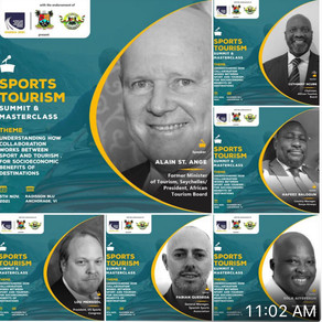 African Sports Tourism Summit & Masterclass - Rewriting African Tourism Narrative