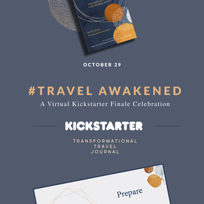 """The Transformational Travel Council Produces """"THE TRANSFORMATIONAL TRAVEL JOURNAL"""""""