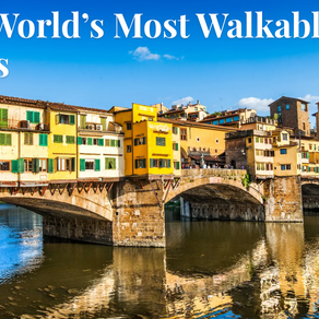The List of the World's Most Walkable Cities Includes Toronto