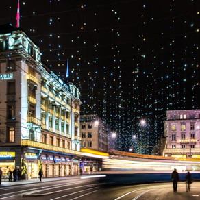 """Zurich's Winter Wonderland: Holiday Pop-Ups, A 'Christmas Island"""" and More"""