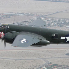 Palm Springs Air Museum Aircraft to conduct a 9-11 Fly Over in Honor of First Responders