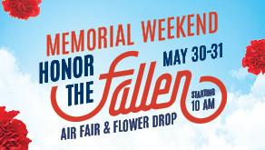 Palm Springs Air Museum's 23rd Annual Memorial Day Weekend Air Fair & Flower Drop