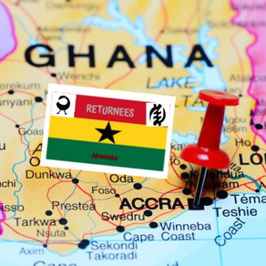 'Returnees' - Resource Site Launched to Help Relocate to Ghana!