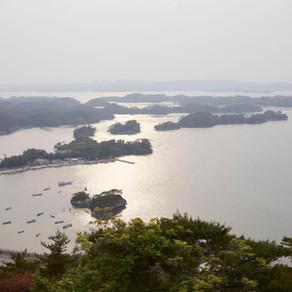 Cycling, Paragadlading & Surfing Adventures in Japan's Miyagi Prefecture