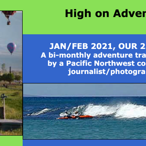 The Travel BLOG High on Adventure in 25th Year