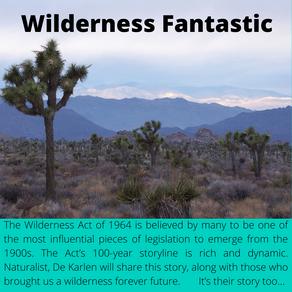 Desert Institute at Joshua Tree Hosts a Virtual Presentation on Friday, December 11, 2020