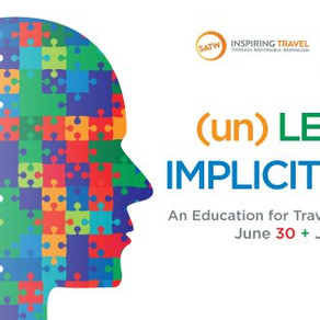 The Society of American Travel Writers (SATW) Implicit Bias Training June 30 and July 14, 2021