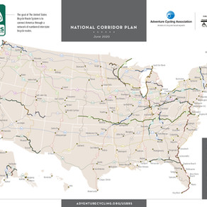 U.S. Bicycle Route System Welcomes New Cross-State Routes in Wisconsin and California