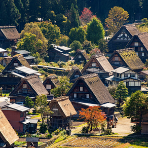 Japan's Rural Charm Comes Alive at This Traditional Alpine Village