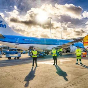 KLM Royal Dutch Airlines: World's First Flight on Synthetic Fuel
