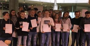 """Finalrunde beim Regionalwettbewerb von """"Jugend debattiert"""" erreicht"""