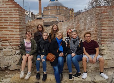 Erasmus+ am EG: Projekttreffen in Bulgarien