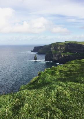 Een Roadtrip door Ierland. Galway, Dingle,