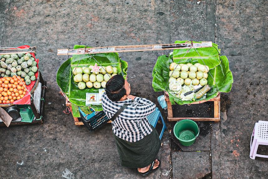 Reizen in Myanmar
