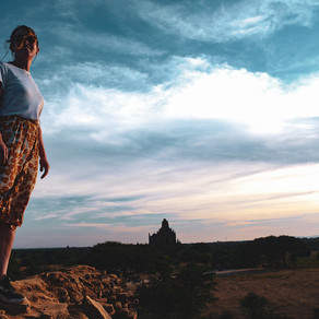 Myanmar: een ware glimlach