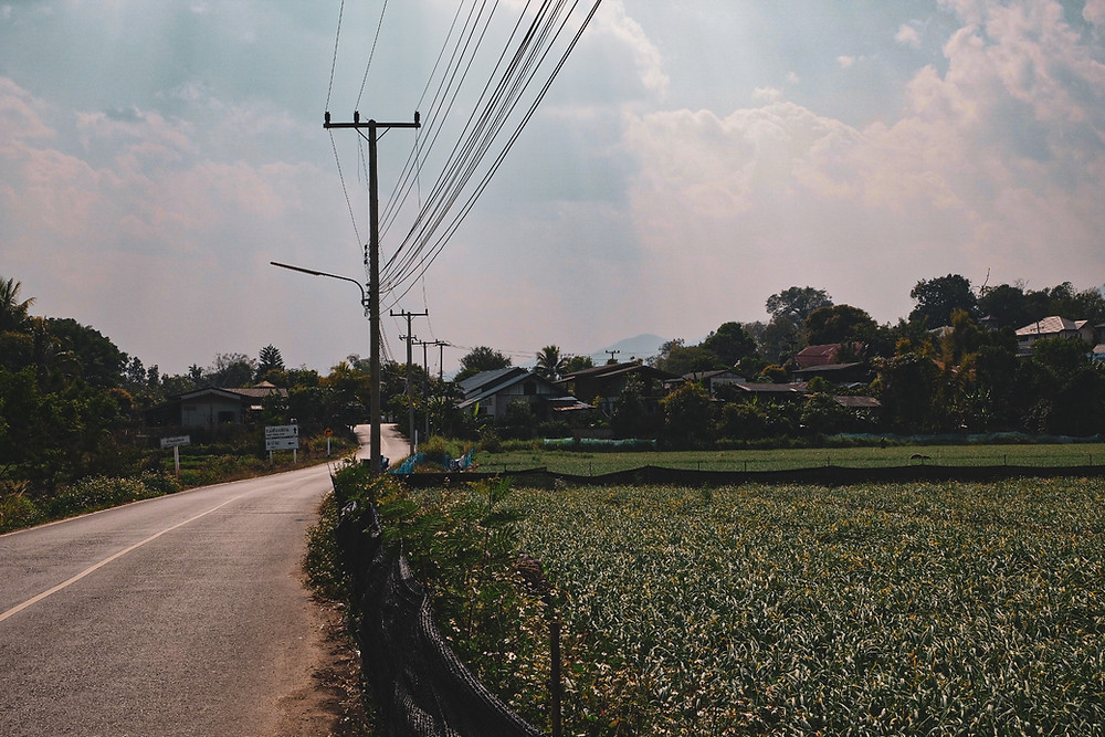 De Mae Hong Son Loop per scooter, in het noorden van Thailand