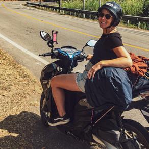 Noord Thailand op de scooter: te gek!