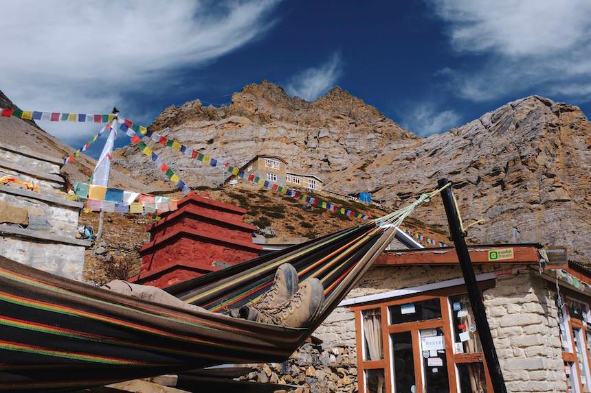 Annapurna Circuit in Nepal