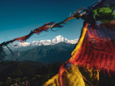 Poonhill, mijn eerste trekking in Nepal