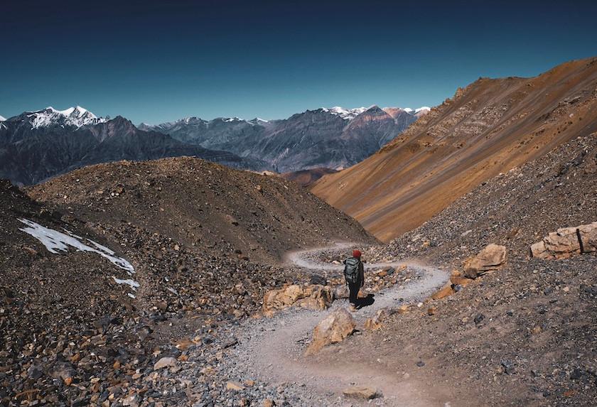 Annapurna Circuit, een mooie trekking in Nepal