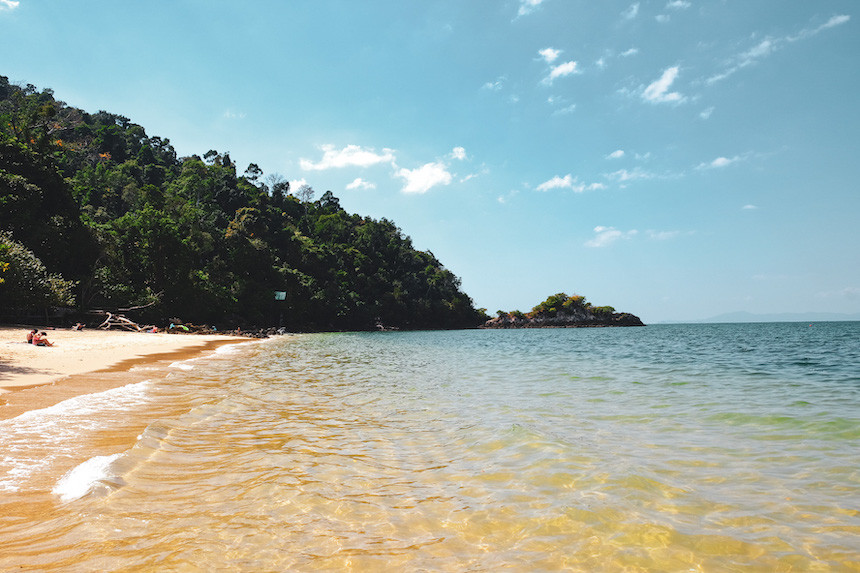 Koh Phayam, het mooie eiland in Thailand