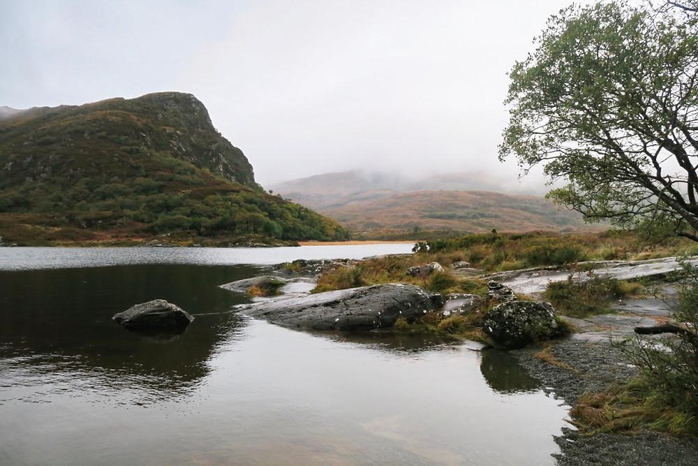 Ring of Kerry, Gap of Dunloe, Ierland, Killarney