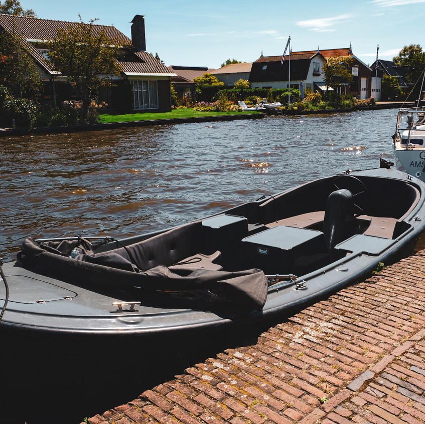 Friesland, Varen in Friesland, Woudsend, Elahuizen, Heegermeer, Fluessen