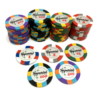 Imperial Casino Poker Chips