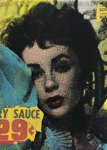 Elizabeth Taylor (Pulp Novel Version)