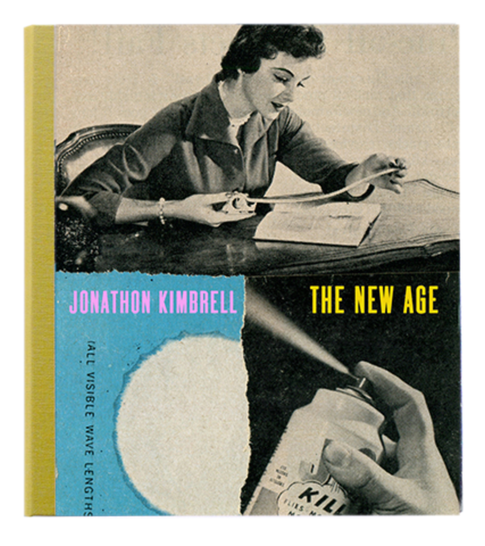 """""""The New Age"""" Collage Book Coming in June 2020!"""