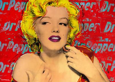 New Pretty Peggy Pepper (Marilyn Monroe)