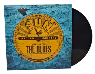 Sunrise on the Blues LP