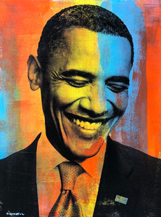 President Barack Obama (No.44)
