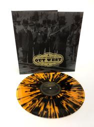 """The Coal Creek Boys """"Out West"""" LP"""