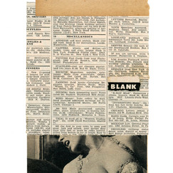 Blank X-Ray Mind