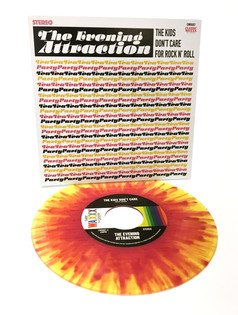 """The Evening Attraction 7"""" single"""