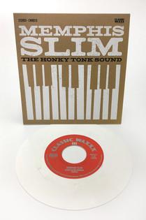 "Memphis Slim ""Heritage Series Vol. 2"" single"