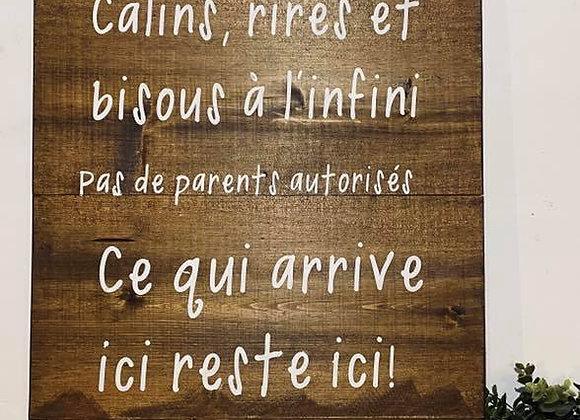 Chez mamie/papi
